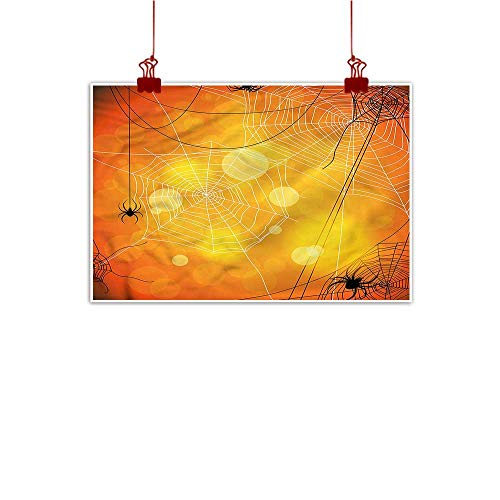 Mangooly Home Wall Decorations Art Decor Halloween,Spiders Arachnid Insects 36