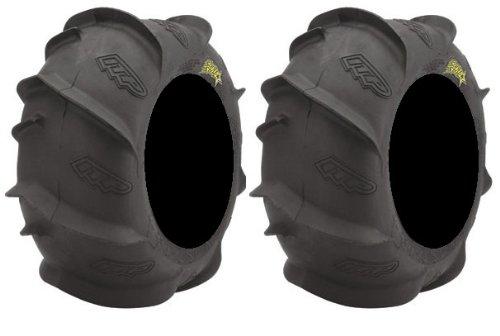 Pair of ITP Sand Star LR 18x9.5-8 ATV Tires (2) by Powersports Bundle (Image #2)