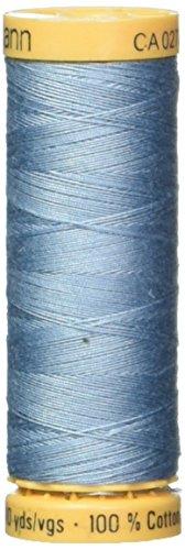Gutermann Natural Cotton Thread 110 Yards-Nassau Blue (Nassau Natural)