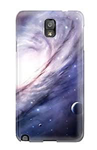 For Galaxy Case, High Quality Space For Galaxy Note 3 Cover Cases