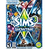 NEW The Sims 3 Showtime PC (Videogame Software)