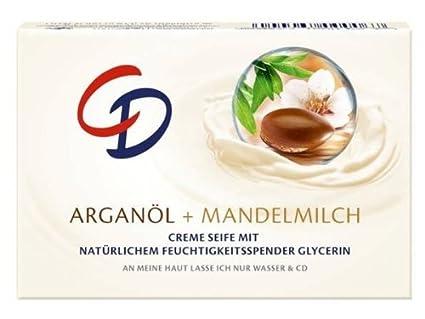 CD Crema jabón arganöl & almendra Leche 125 g spendet Intensive Humedad & Cuida