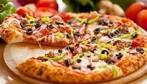 Gluten Free Deep Dish Italian Garlic & Herb Pizza Dough Mix Soy Pizza Dough