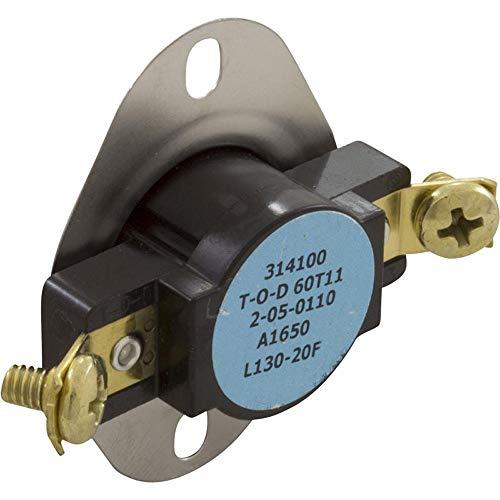 Thermodisc Hi-Limit Sensor, Sundance Sweet Water/Smart - Limit Sensor Hi
