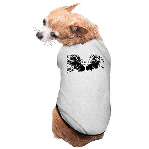 [Greenday Fantasy Film Fashion Doggie Pets Costumes Size S Gray] (Dracula Untold Costume)