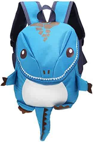 bdfe2204f7a1 Jewh 3D Dinosaur Baby Bag for Boys Girls Waterproof Children Backpacks Kids  Small Bag Girl Cute