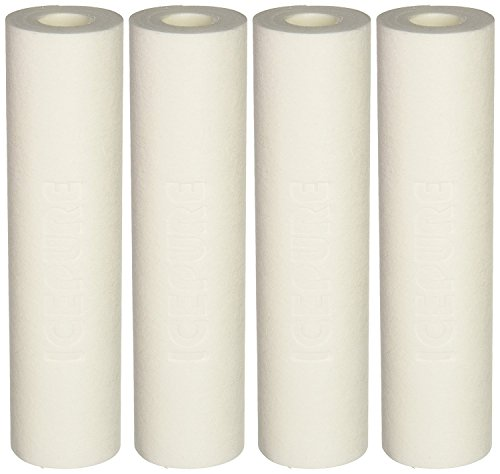 4-Gathering - P5-D Culligan, Culligan P5A Compatible Sediment Water Filter Cartridge - Also Replaces, Aqua-Pure AP110 & AP110-NP, GE FXUSC, Whirlpool WHKF-GD05 and DuPont WFPFC5002 by CFS