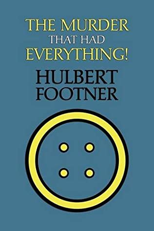 book cover of The Murder That Had Everything