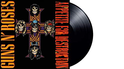 Music : Appetite for Destruction [Vinyl]