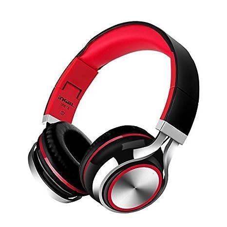 TGSKGZKJDBMD Auriculares Grandes Auriculares portátiles con micrófono para niña Diadema Fone De Ouvido Lindo Auricular para iPhone Xiaomi Soporte para ...