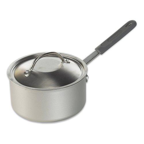 Nordic Ware Restaurant Cookware 1.5 Quart Saucepan with Lid
