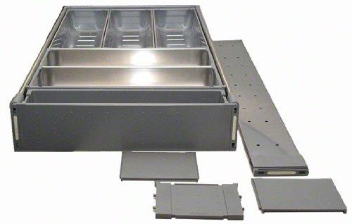 DEM ORGA-LINE Wide Drawer Cutlery Set for 24