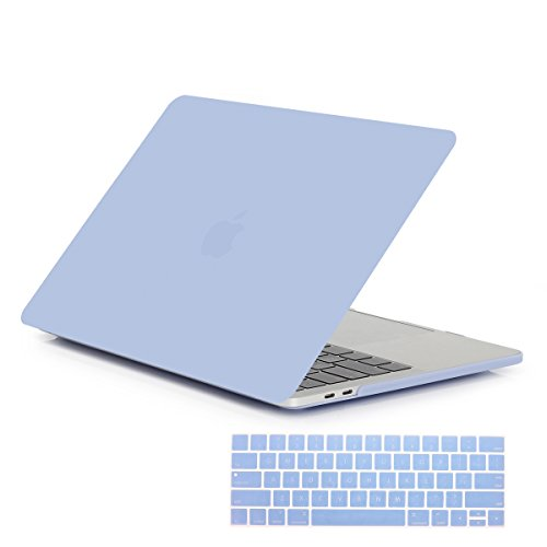 MacBook Pro 15 Case 2016 A1707, JOKHANG Rubberized Hard Case Shell Cover [2 in 1] with Keyboard Cover for Apple Macbook Pro 15