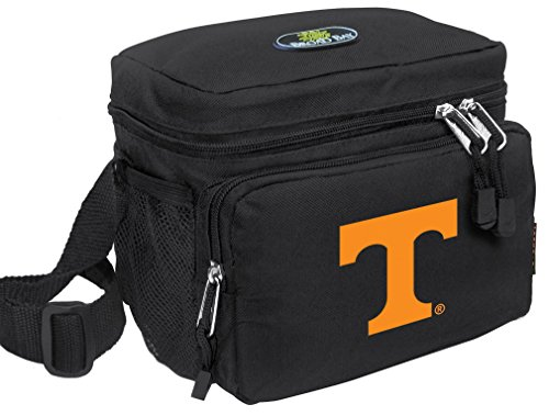 Broad Bay University of Tennessee Lunch Bag OFFICIAL NCAA Tennessee Vols Lunchboxes by Broad Bay