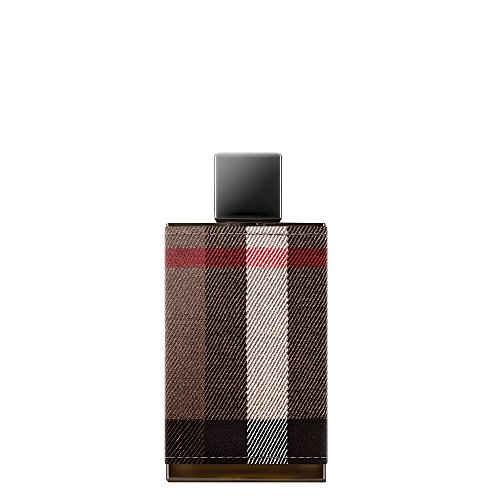 BURBERRY London Eau De Toilette for Men, 3.4 Fl. oz. (Men Wallet Burberry)