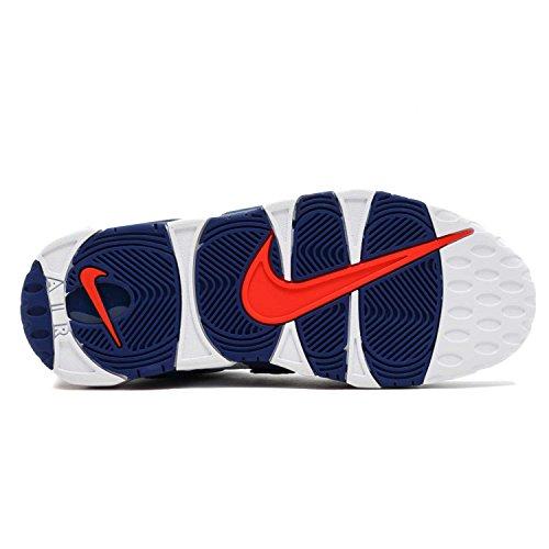 Uptempo New More deep Nike Pippen Air Hommes Royal Chaussures White Knicks Retro De Scottie Nba 96 Blue York Course xaXgq8YX