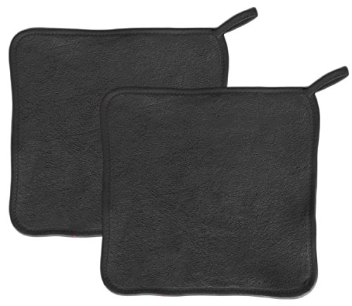 Makeup Remover Cloth (2 pack) - Chemical Free Cleansing Towel - Wipes Face Clean