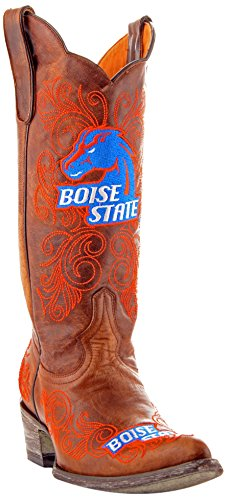 Women's Broncos Gameday Boise 13 Boots NCAA State Brass inch Rt7xqy