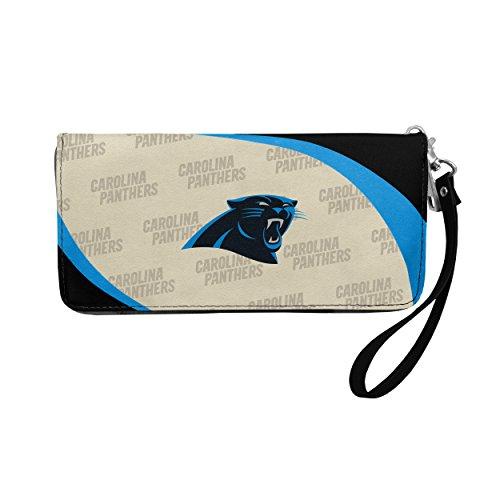 NFL Carolina Panthers Curve Zip Organizer ()