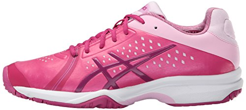 tenis 40 Bella Zapatillas court de Candy Asics Plum Berry gel Cotton 5 Mujer xYPqwpA6