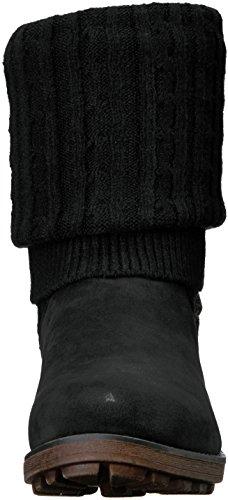 MUK LUKS Womens Kelby Fashion Boot Black 4JI464
