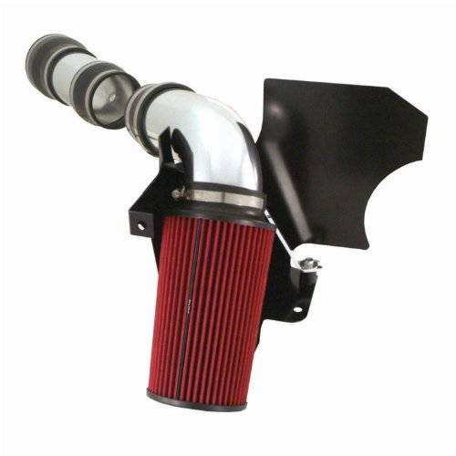 Spectre Performance 9921 Air Intake Kit with Red hpR Filt...
