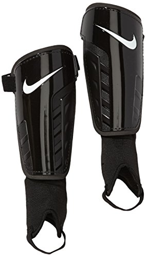 Nike Shienbeinschoner Park Shield, Black/White, M, SP0252-067
