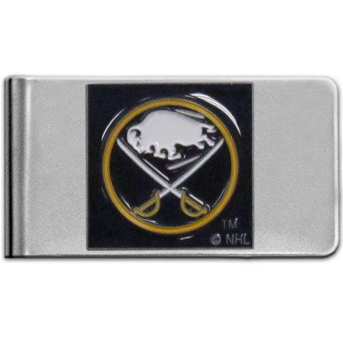 NHL New Jersey Devils Steel Money Clip