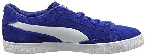 True Vulc 01 Unisex Blu Sneaker – Match Blue Adulto puma 2 Puma White A8Tq75nwT