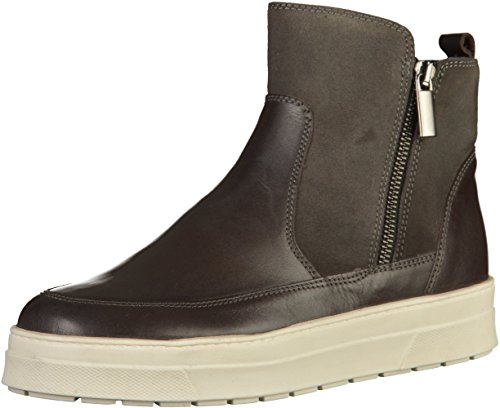 Caprice 9-25468-29 Womens Anthrazit Leather Sneakers, 4.5 UK