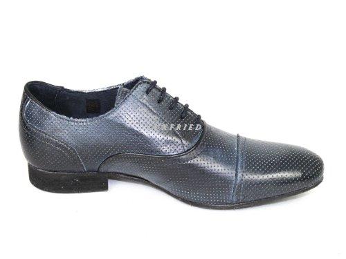 Chaussures Just ville à Bleu lacets Bleu homme pour Cavalli de 54w4CWnpq