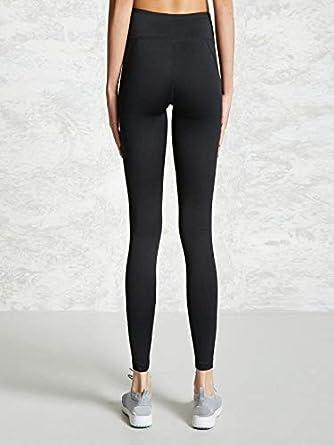 Felz Leggings Yoga Mujer Leggings de Costura de Malla paraTraining Running Yoga Fitness Transpirables con Cintura Alta Sportswear