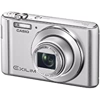 CASIO digital camera EXILIM EX-ZS180SR wide-angle lens 24mm optics 12 times zoom silver