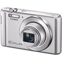 CASIO digital camera EXILIM EX-ZS180SR wide-angle lens 24mm optics 12 times zoom silver