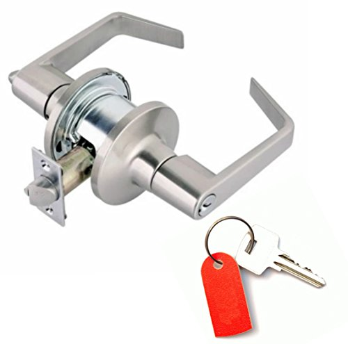 Lever Lock Commercial Grade II With Keyed Alike Cylinders...