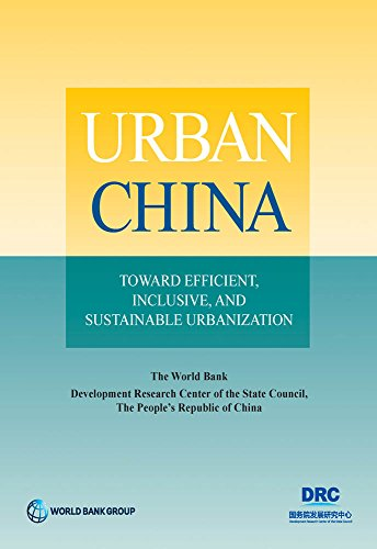 Download Urban China: Toward Efficient, Inclusive, and Sustainable Urbanization Pdf