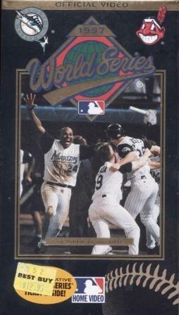 1997 World Series Official Video: Florida Marlins vs. Cleveland Indians, October 18-26, 1997 ()