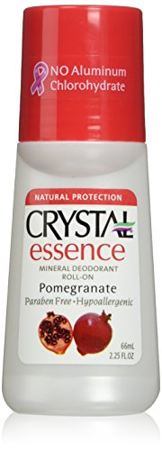 Crystal Deodorant Essence Pomegranate 3 Pack product image