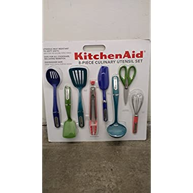 KitchenAid Nonstick Tools, 8-Piece Set Multi