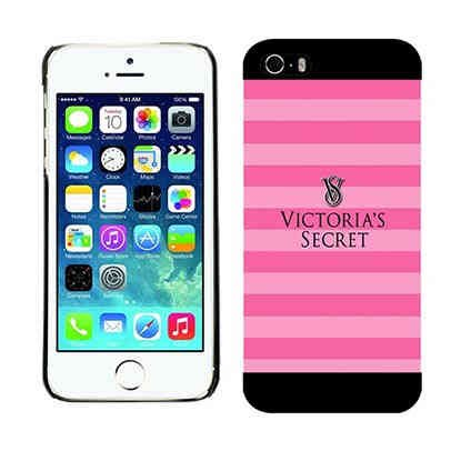 Unique Design Victoria Secret Luxurious Logo Pattern Print Custodia Case Per iPhone 5/5S