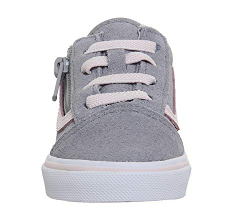 Vans Mode Blanc Heavenly Baskets Enfant Mixte V Old T alloy Pink Rose White Skool rPzTra