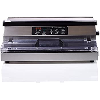 "VacMaster PRO380 Suction Vacuum Sealer with Extended 16"" Seal Bar"