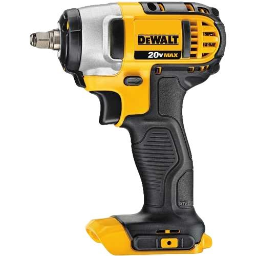 DEWALT 20V MAX Cordless Impact Wrench with Hog Ring, 3 8-Inch, Tool Only DCF883B