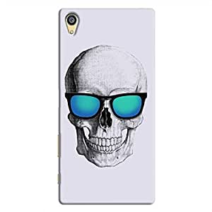 Cover It Up - Cool Skull Xperia Z5 Dual Hard Case