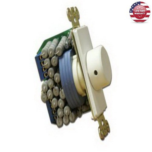Volume Resistor (1 Pack X 100 Watt Resistor Based Volume Control - White - By Nexiron)