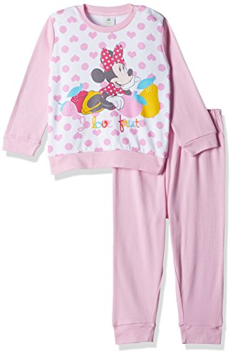 Minnie Girls' Pyjama Set
