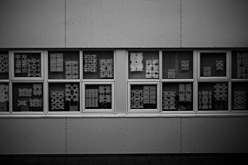 A window in a school, Iceland 30x40 photo reprint by PickYourImage