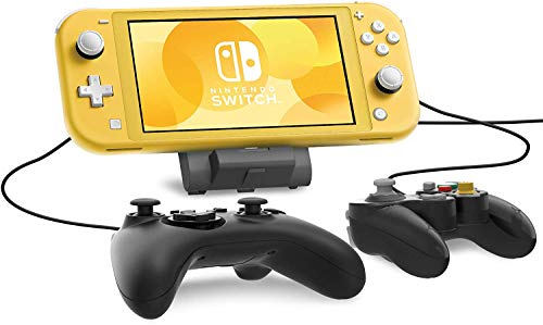 Nintendo Switch Dual USB Playstand By HORI - Officially Licensed by Nintendo