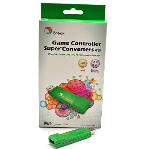 - Brook Super Converter for Xbox360 / Xbox One to PS4 Controller Adapter