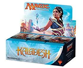 Magic: the Gathering - Kaladesh Sealed Booster box PRE-ORDER Ships On September 30th